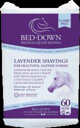 Bed-Down Lavender Shavings