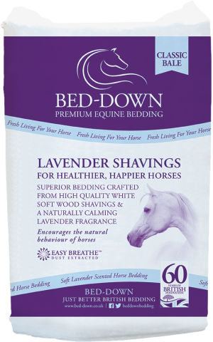 Bed-Down Lavender Shavings