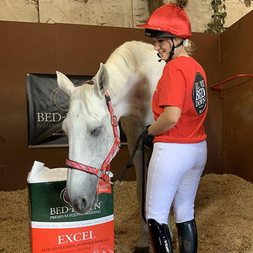 Bed-Down Equestrian Bedding Terms
