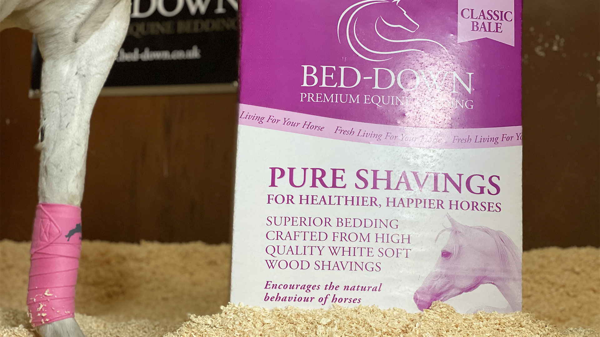 Pure Shavings Bedding