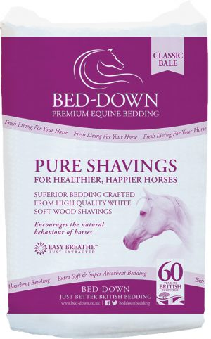 Bed-Down Pure Shavings Bedding