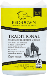 Bed-Down Traditional Bedding