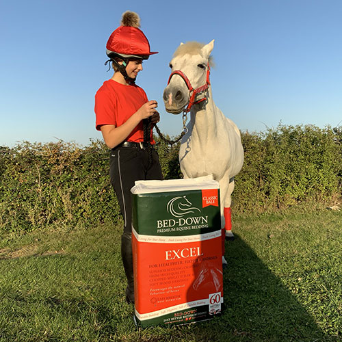 Bed-Down ~Excel Equestrian Bedding