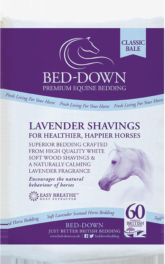 Lavender Shavings